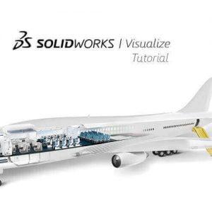 Wizualizacje 360 animacje 3d - SOLIDWORKS Visualize Tutorials w polsku