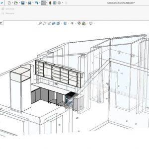 Projektowanie kuchni w 3D - oprogramowanie cena oferta