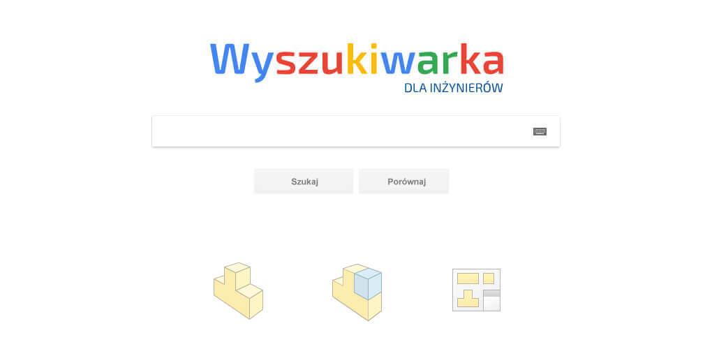 Wyszukiwarka plików i danych cad po geometrii - Exalead