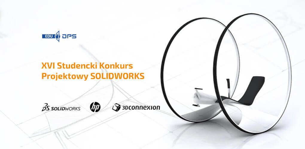Nagrody Studencki Konkurs Projektowy SOLIDWORKS