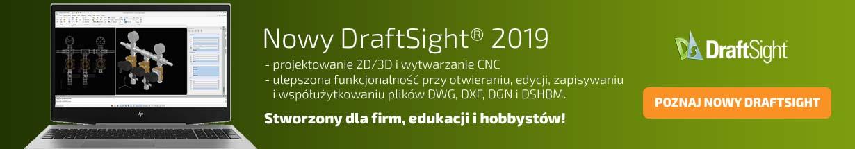 POBIERZ DraftSight - profesjonalny CAD 2D po polsku!