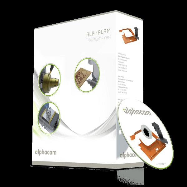 Oprogramowanie ALphacam Education
