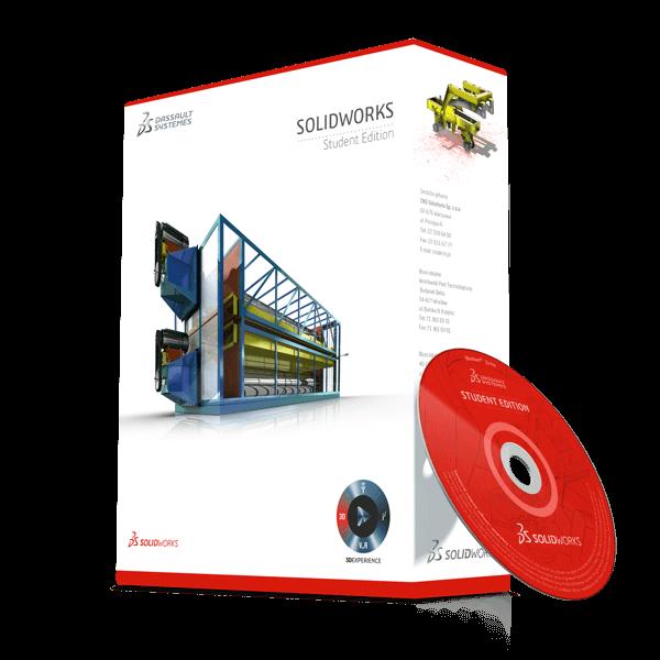 Oporgramowanie SOLIDWORKS Student Edition dla studentów do pracy w domu. CAD 3D