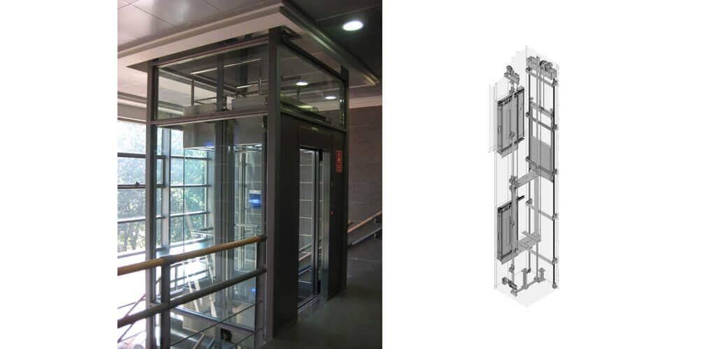 Omega Elevator SA - producent wind