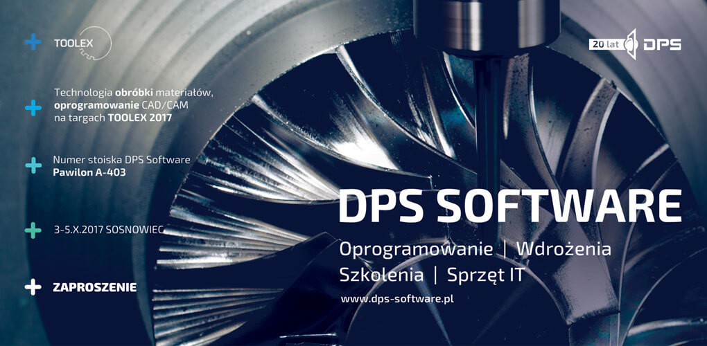 20 lat DPS Software na targach TOOLEX 2017