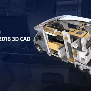 SOLIDWORKS 2018 3D CAD