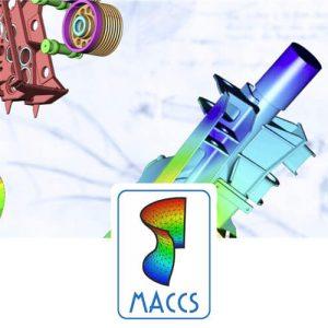 MACCS - SOLIDWORKS Simulation Premium Case Study