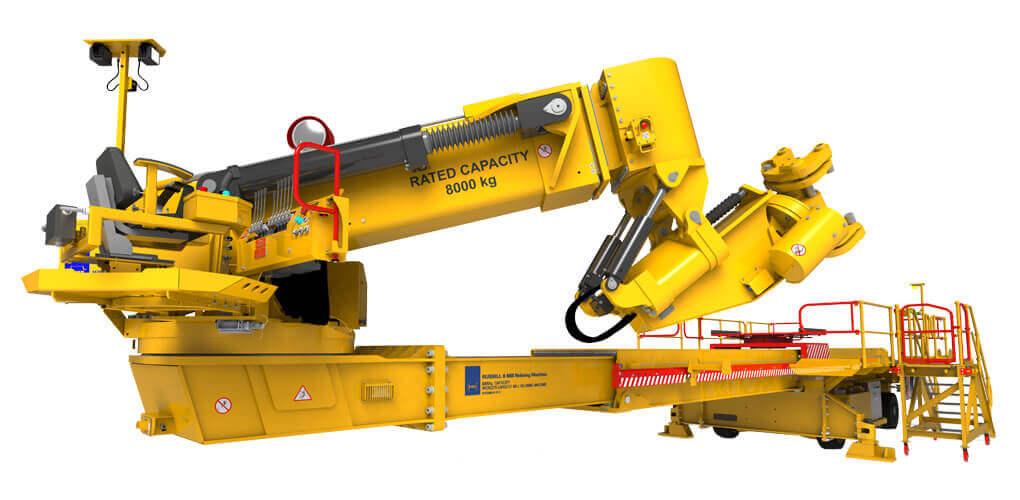 Russell - producent maszyn górniczych