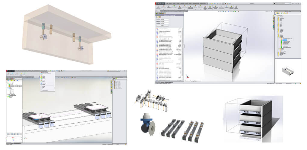 SWOOD Software - – woodworking CAD/CAM. Watch the video.