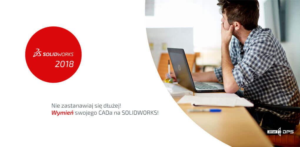 Model subskrypcyjny licencji cad - wymień swój cad na SOLIDWORKS