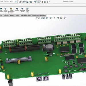 Mechatronika w SOLIDWORKS Electrical i SOLIDWORKS PCB