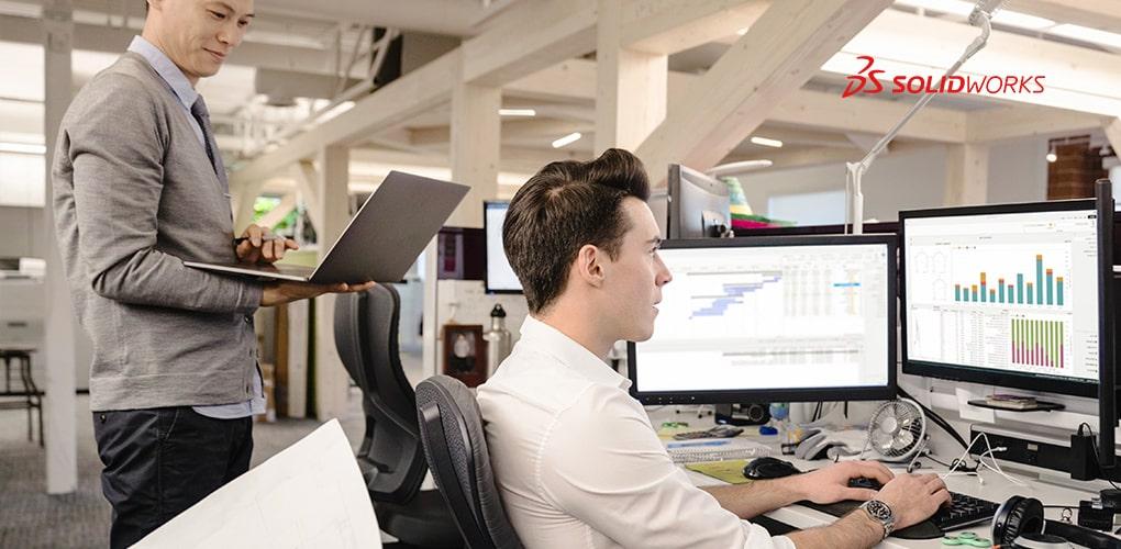 Oprogramowanie SOLIDWORKS do zarządzania danymi - DPS Software
