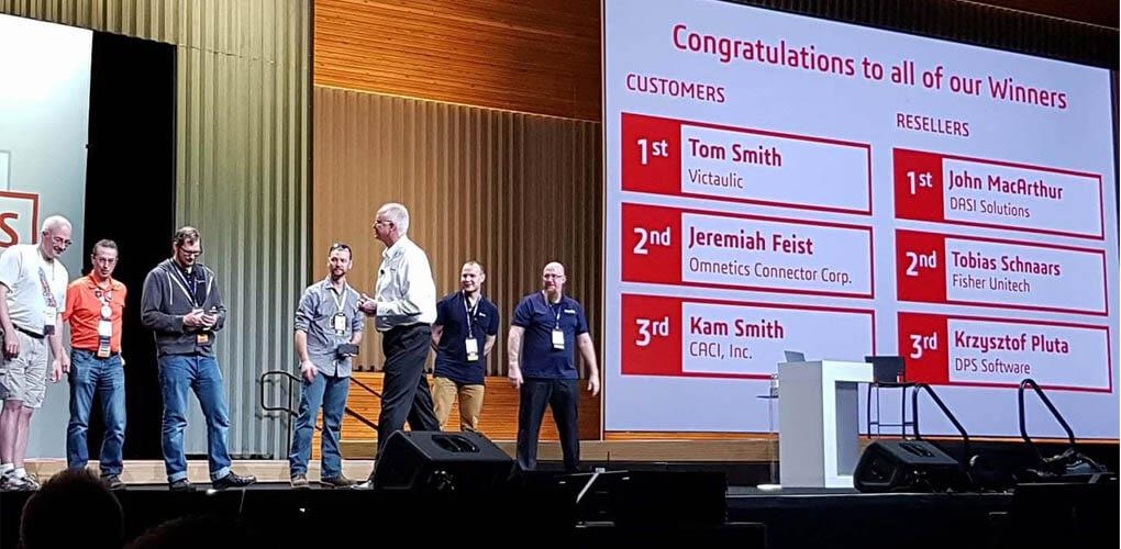 Konkurs Modelmania SOLIDWORKS World 2019 Krzysztof Pluta