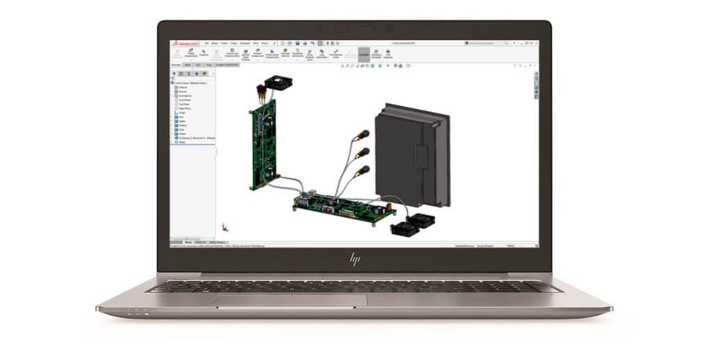 Mobilna stacja robocza HP ZBook 15u G5