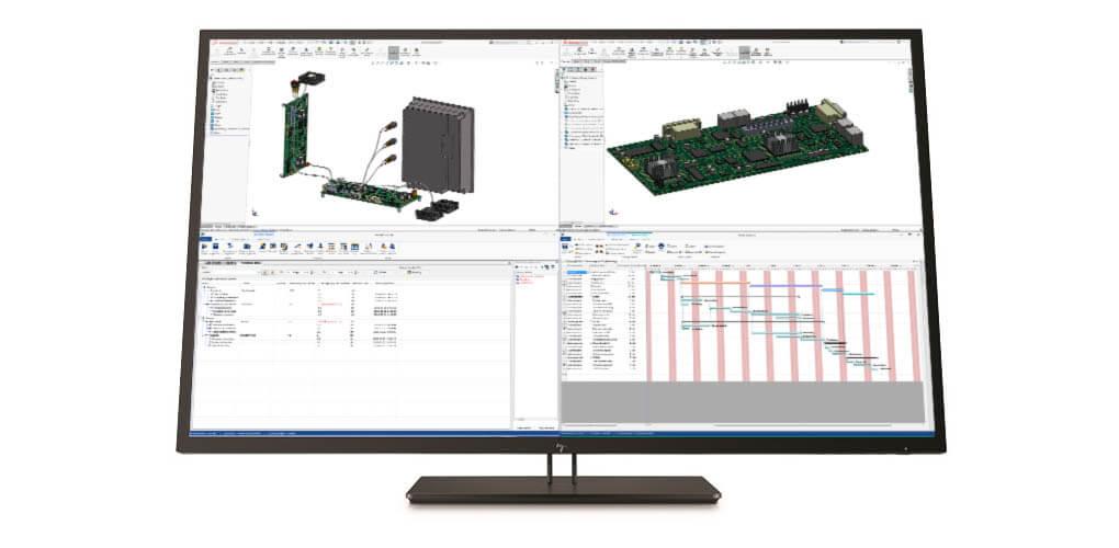 Monitor HP Z43 4K