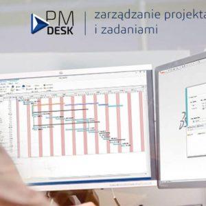 PMDesk 2018 nowości zarządzanie projektami