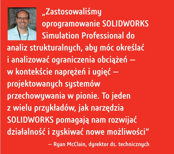 SOLIDWORKS Simulation Professional Case Study