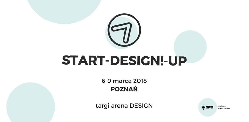 start-DESIGN!-up - wystawa startupów podczas arena Design
