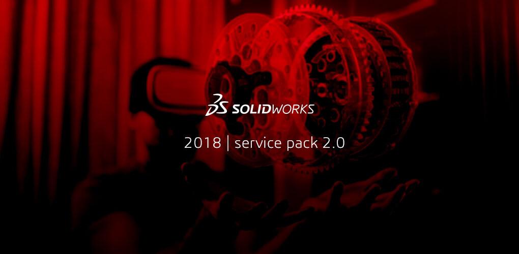 Aktualizacja SOLIDWORKS Service pack 2.0 - pobierz