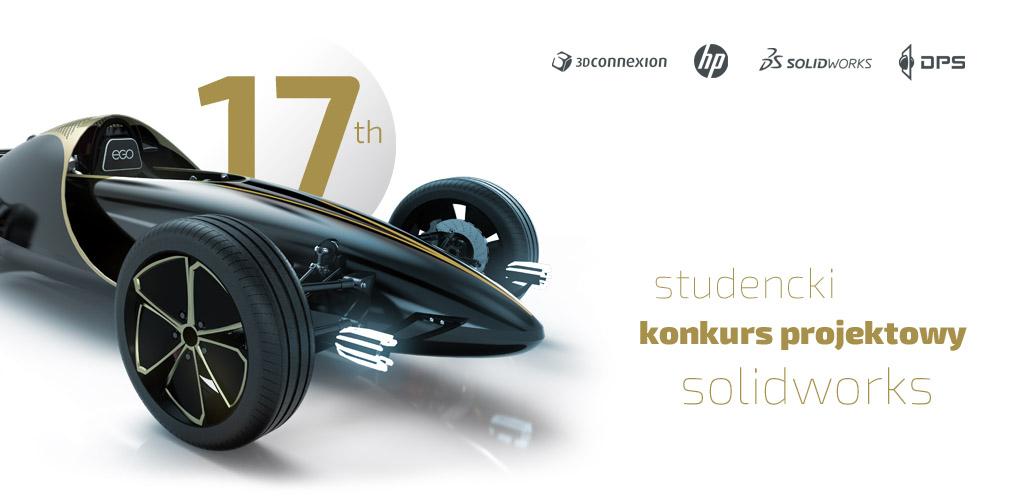 Studencki Konkurs Projektowy SOLIDWORKS - Edycja 17