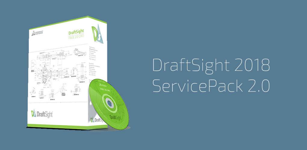 DraftSight 2018 SP2 Download