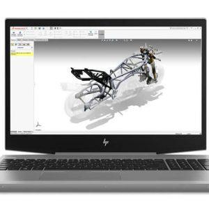 HP ZBook G5 mobile workstation dla SLIDWORKS