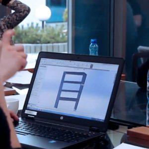 Warsztaty projektowanie mebli skrzyniowych SOLIDWORKS SWOOD