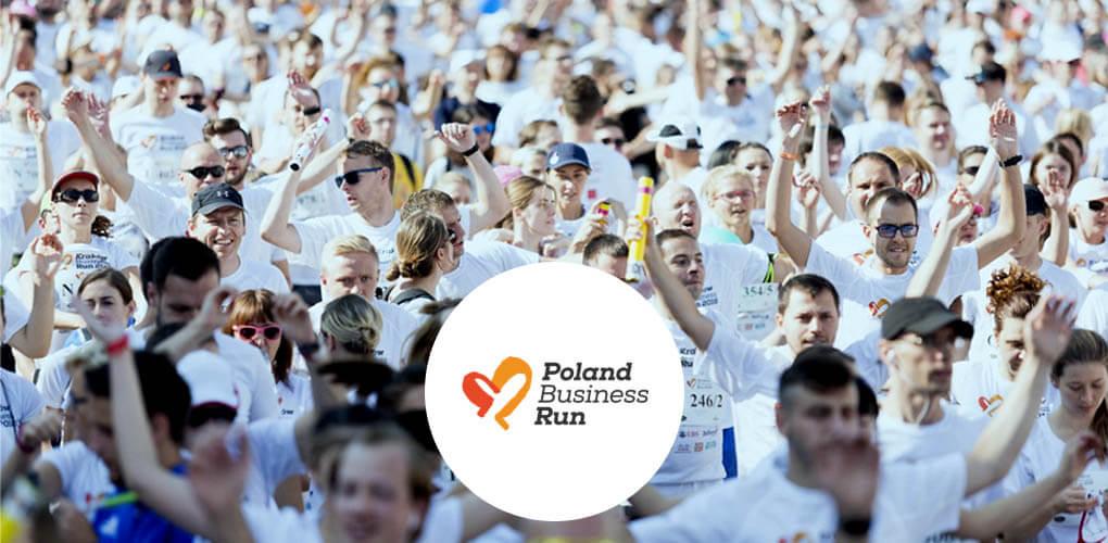 DPS Software zaprasza do udziału w charytatywnym biegu Poland Business Run