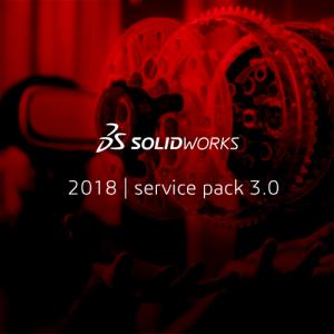 SOLIDWORKS 2018 SP 3.0 service pack - aktualizacja
