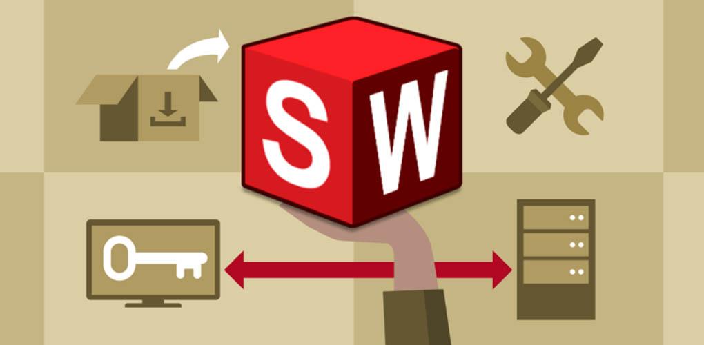 Transfer licencji SOLIDWORKS online