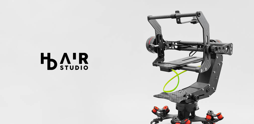 HD Air Studio - Gimabal Infinitymr 360 - SOLIDWORKS Case Study