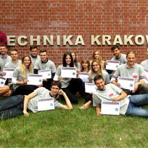 Politechnika Krakowska SOLIDWORKS certyfikat CSWA
