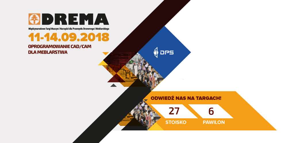 Bilet Drema 2018 Targi - stoisko DPS Software