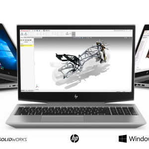 HP ZBook 17 G5 - najpotężniejsza na świecie mobilna stacja robocza-solidworks