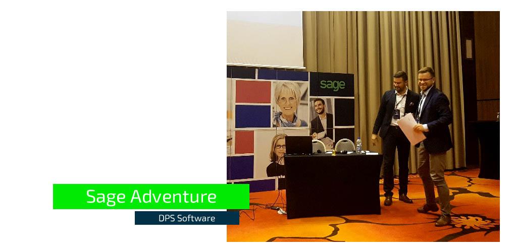 Nagroda Sage Adventure dla DPS Software Sp. z o.o.