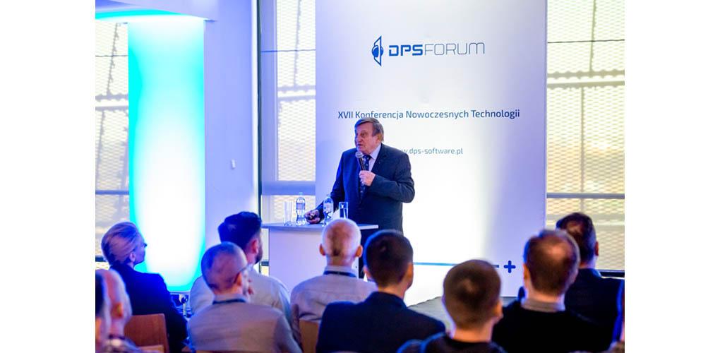 DPS FORUM 2018 - Mirosław Hermaszewski