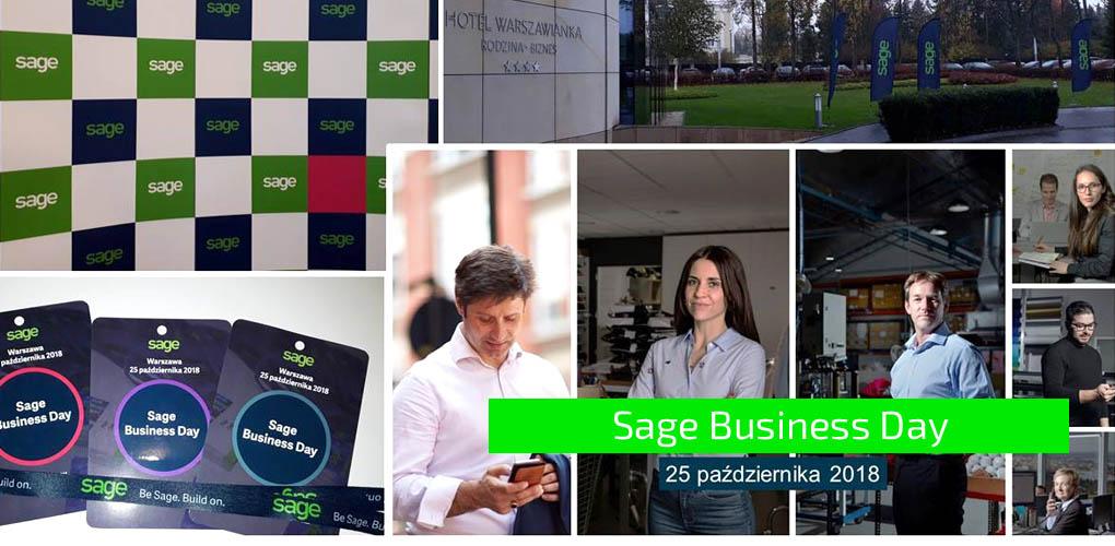 Sage Business Day 2018 - coroczne spotkanie partnerów