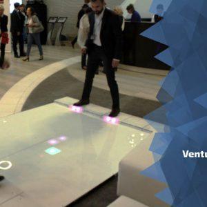 Strefa Wystawców DPS FORUM 2018 - Venture Technology