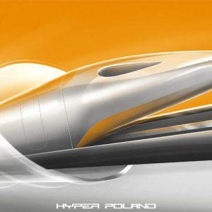 Hyper Poland - Hyperloop na polskich torach