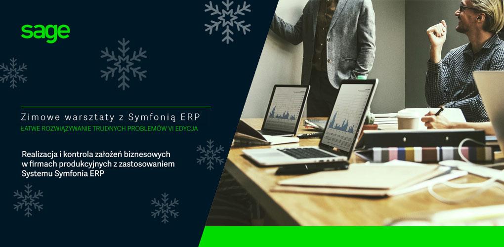 Zimowe Warsztaty z Sage Symfonia ERP
