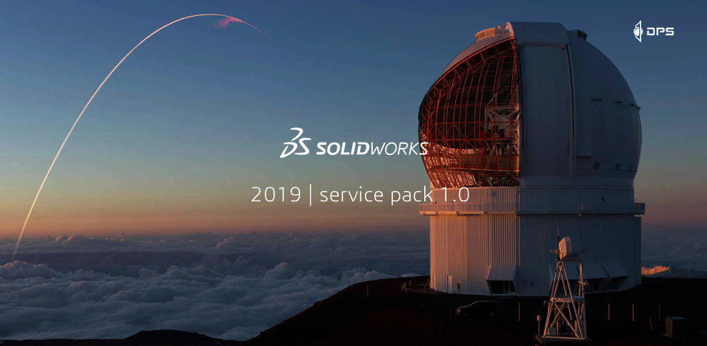 SOLIDWORKS 2019 Service Pack 1