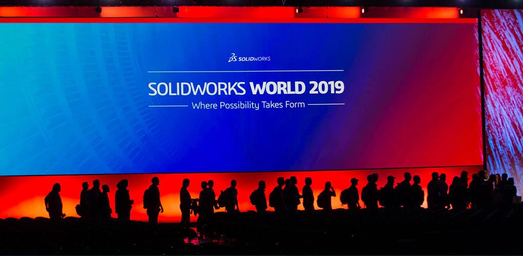 Konferencja SOLDIWORKS World 2019