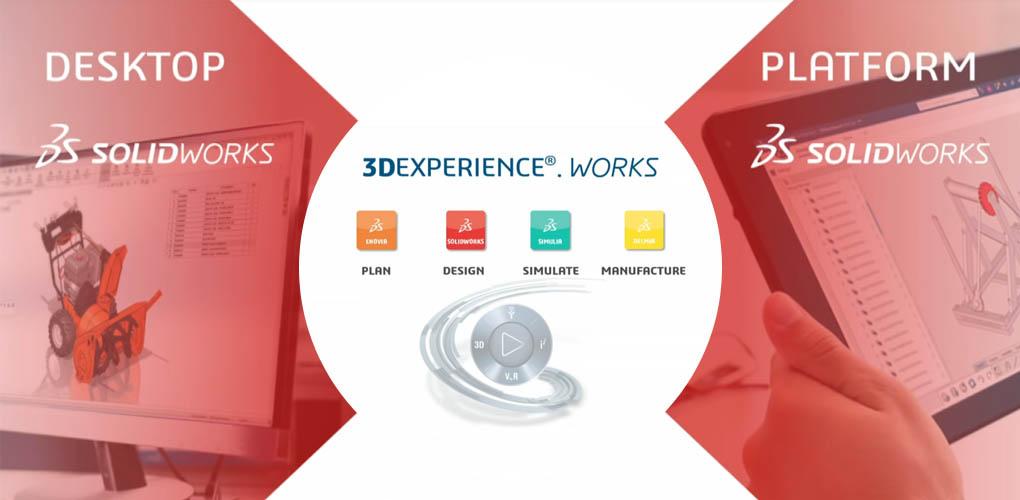 Platforma 3DExperience - SOLIDWORKS World 2019