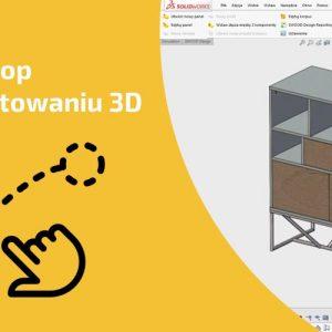 Drag&Drop w projektowaniu 3D - SOLIDWORKS SWOOD