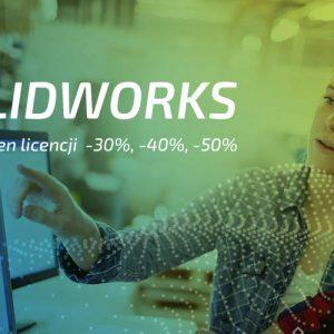 Wiosna Promocja SOLIDWORKS 2019 obniżka cen licencji