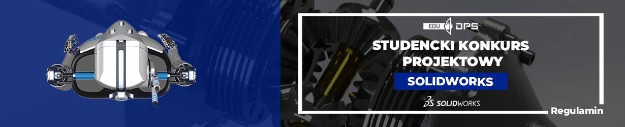 Studencki Konkurs Projektowy SOLIDWORKS - 18 edycja