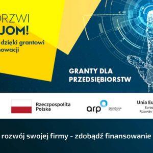 Zdobądź finansowanie - grant na rozwuj technologii