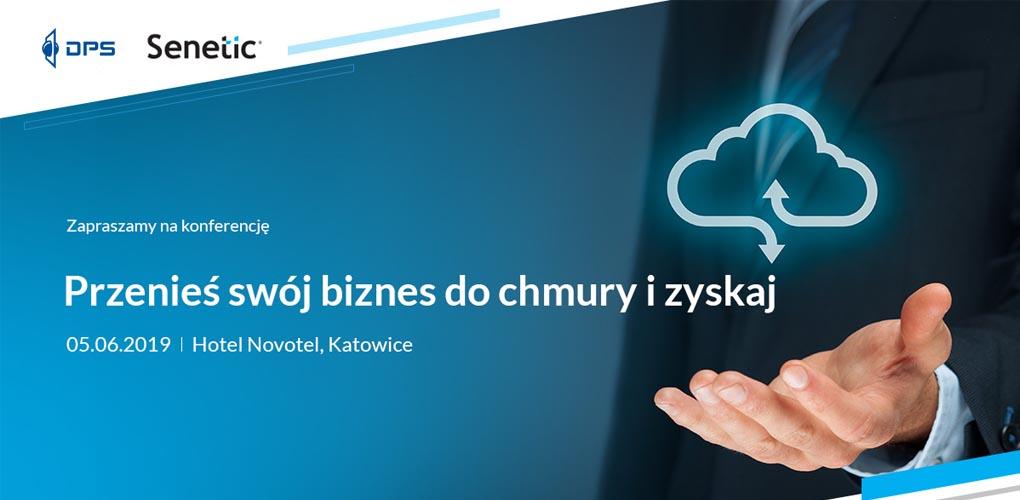 Konferencja - Senetic - Twój biznes w chmurze