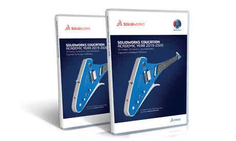 SOLIDWORKS Education Edition Box