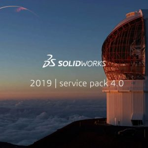 SOLIDWORKS 2019 Service Pack 4.0 - DPS Software